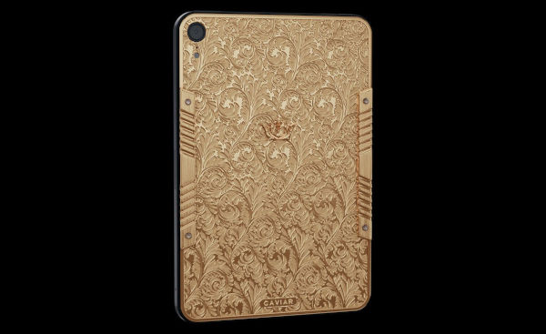 Caviar Gold encased iPad mini