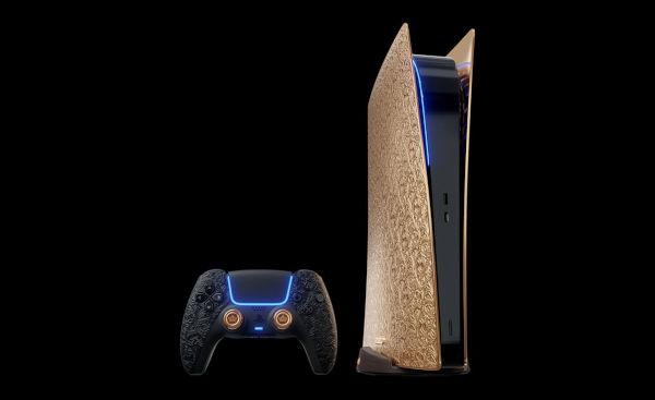 Caviar PlayStation 5 Gold