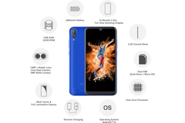 Gionee F11 features
