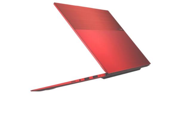 Infinix INBook X1 in Noble Red