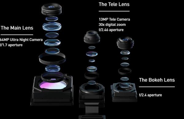 Infinix Note 11 Pro rear camera details