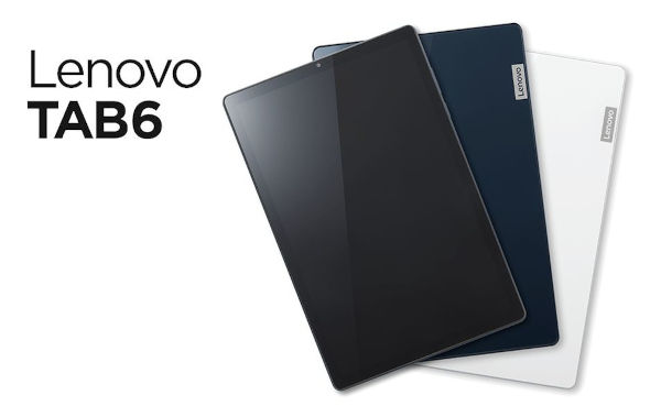 Lenovo TAB6 launched