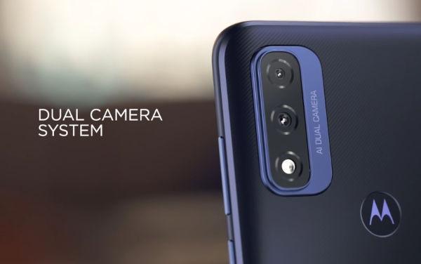 Moto G Pure cameras
