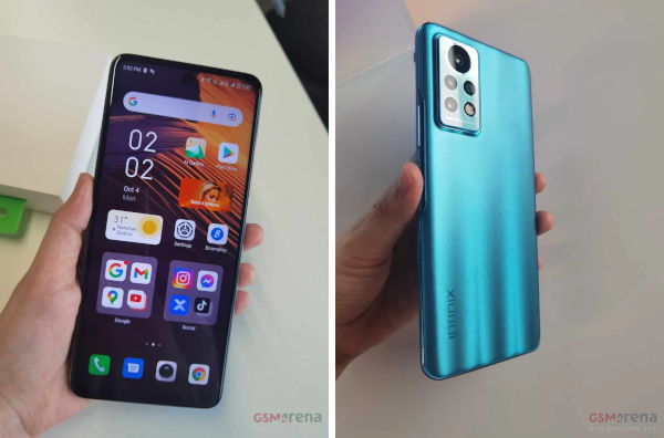 New Infinix Note in Works Live Photos Leaks