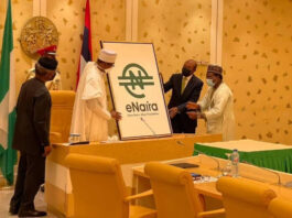 Nigerian Govt officially unveils Nigerian Digital Currency e Naira