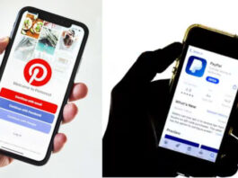 Pinterest and Paypal