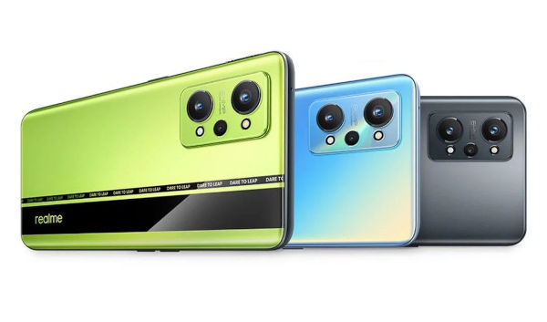 Realme GT Neo2 in colors