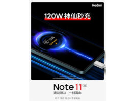 Redmi Note 11 series to support 120W fast charging 1