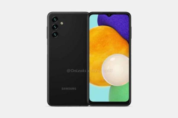 Samsung Galaxy A13 5G renders 2