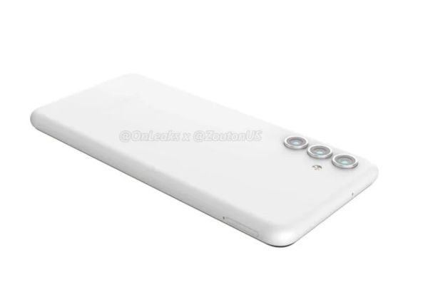 Samsung Galaxy A13 5G renders 3
