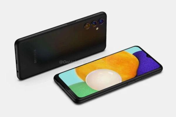 Samsung Galaxy A13 5G renders
