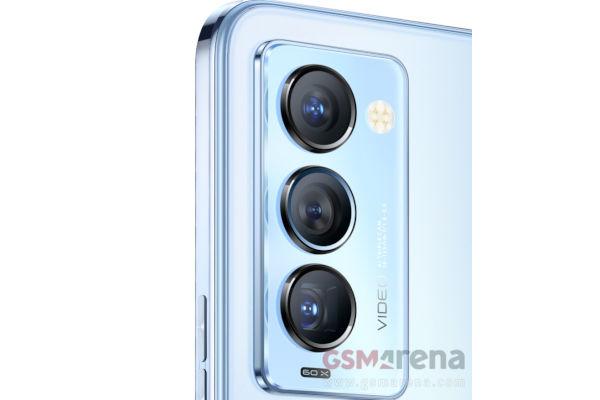 Tecno Camon 18 camera render