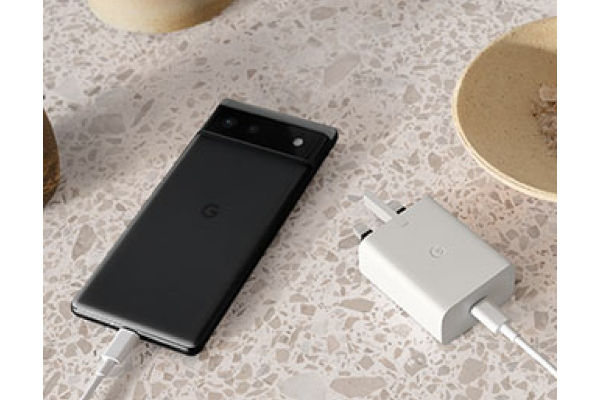 The Pixel 6 Pro will support 33W fast charging charger not included