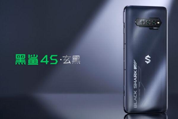 Xiaomi Black Shark 4s launched