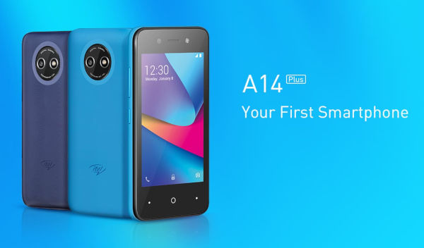 itel A14 plus launched