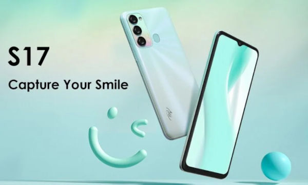itel S17 launched